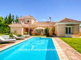 Villa sale B-zone Sotogrande